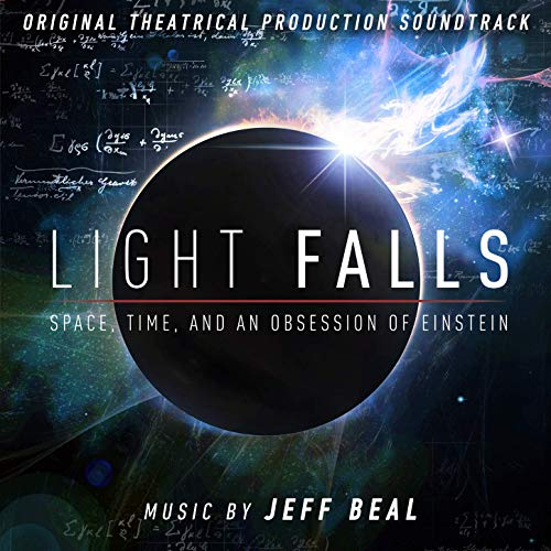 Pop Disciple Soundtrack OST Score Film Music New Releases Light Falls Space Time and an Obsession of Einstein Jeff Beal