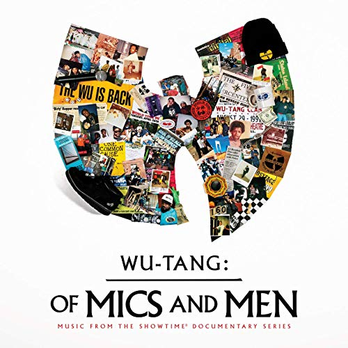 Pop Disciple Soundtrack OST Score Film Music New Releases Wu-Tang Of Mics and Men
