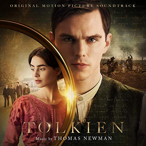 Pop Disciple Soundtrack OST Score Film Music New Releases Tolkien Thomas Newman