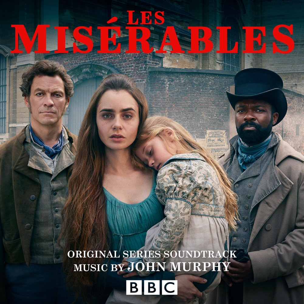 Pop Disciple Soundtrack OST Score Film Music New Releases Les Miserables John Murphy