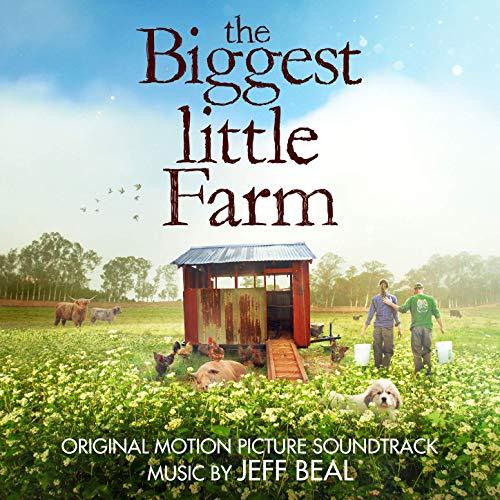 Pop Disciple Soundtrack OST Score Film Music New Releases The Biggest Little Farm Jeff Beal