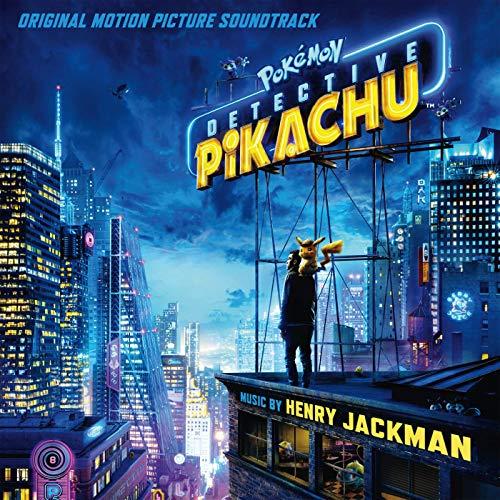 Pop Disciple Soundtrack OST Score Film Music New Releases Pokémon Detective Pikachu Henry Jackman