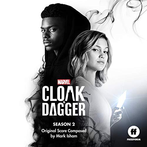 Pop Disciple Soundtrack OST Score Film Music New Releases Cloak & Dagger Mark Isham