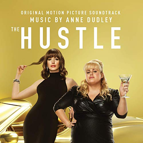 Pop Disciple Soundtrack OST Score Film Music New Releases The Hustle Anne Dudley