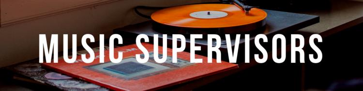 Music Supervisor Interviews   Pop Disciple   Film Music & Music