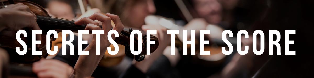 Pop Disciple Secrets of the Score Film Music Production Web Series