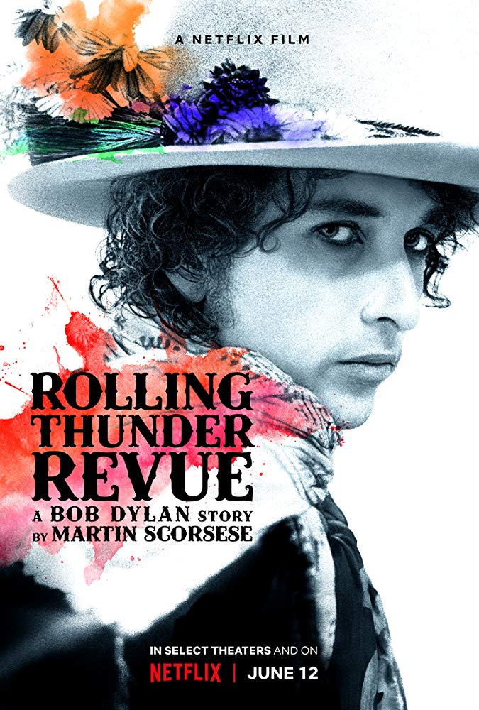 Pop Disciple Soundtrack OST Score Film Music New Releases Rolling Thunder Revue A Bob Dylan Story