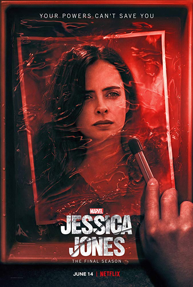 Pop Disciple Soundtrack OST Score Film Music New Releases Jessica Jones