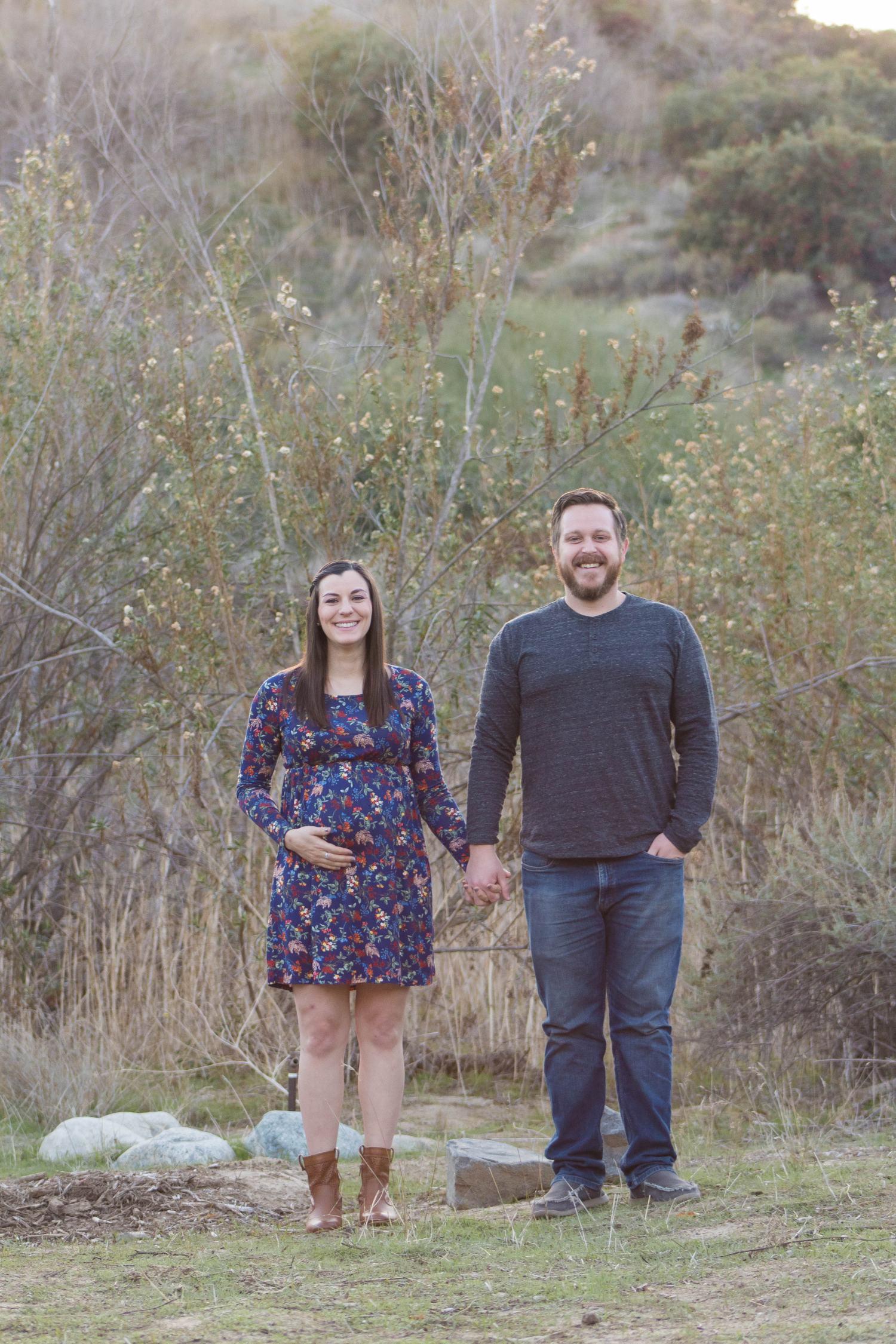 Carbon Canyon Regional Park, Brea - Engagement Session