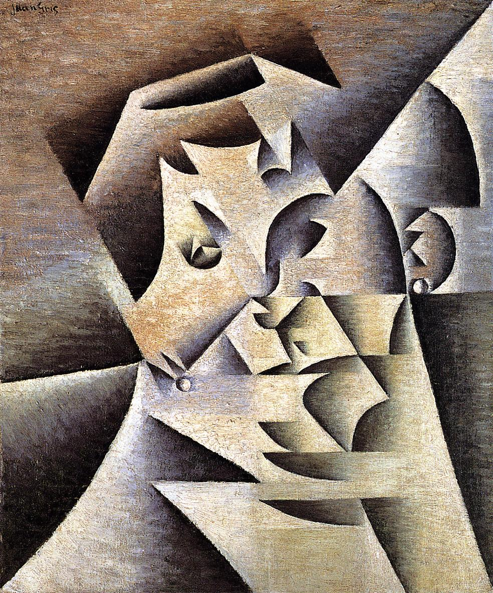 Juan Gris   Portrait of the Artist's Mother, 1912  Oil on canvas, 46 x 55 cm   Private Collection