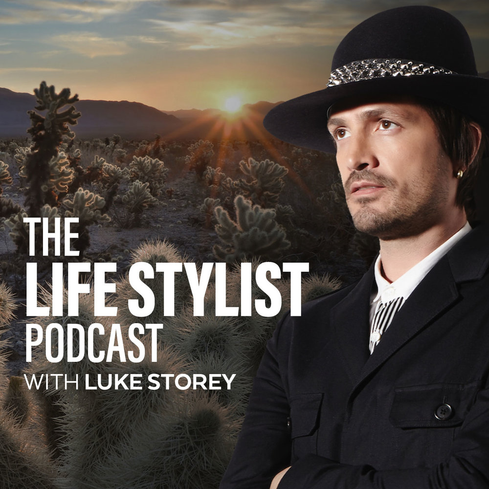 The Life Stylist Podcast with Luke Storey - Sex, Love, and Sensual Intelligence featuring Fern Olivia
