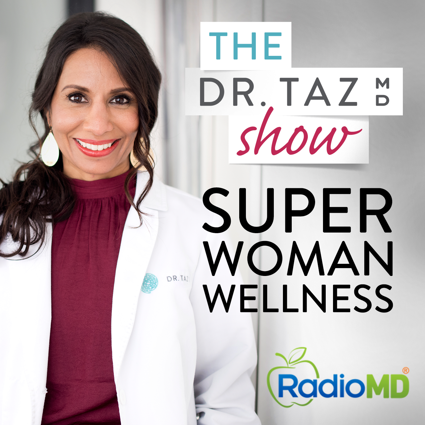 The Dr. Taz Show By RadioMD - An Expert's Secrets to Support Your Thyroid Naturally with Yoga, Food & Lifestyle, Fern Olivia, Founder of Thyroid Yoga