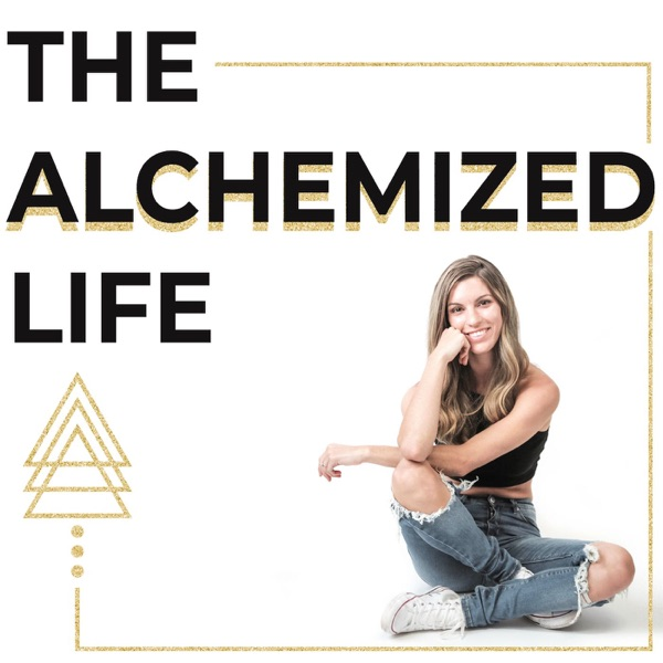 The Alchemized Life Podcast with Ava Joanna - How Rituals Can Make You More Intuitive with Fern Olivia