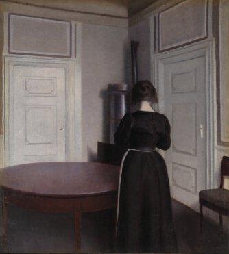 Room 41: Interior Artist: Hammershoi