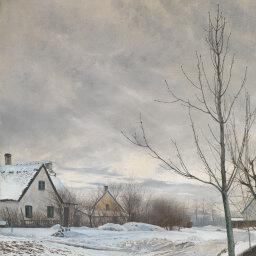 Room 41: Winter Day Artist: Laurits Andersen Ring