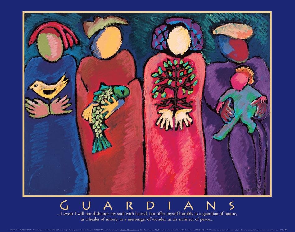 'The Guardians' by Ann Altman