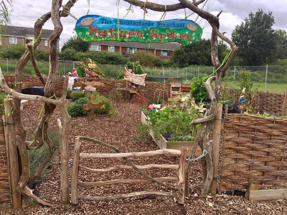Chesterfords Preschool Nature Space