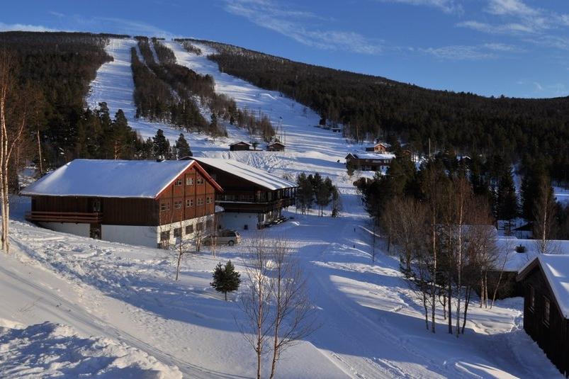 Alpin - Alpinanlegget, som ligger 300 meter fra Trolltun, har et variert løypenett og moderne parkanlegg.