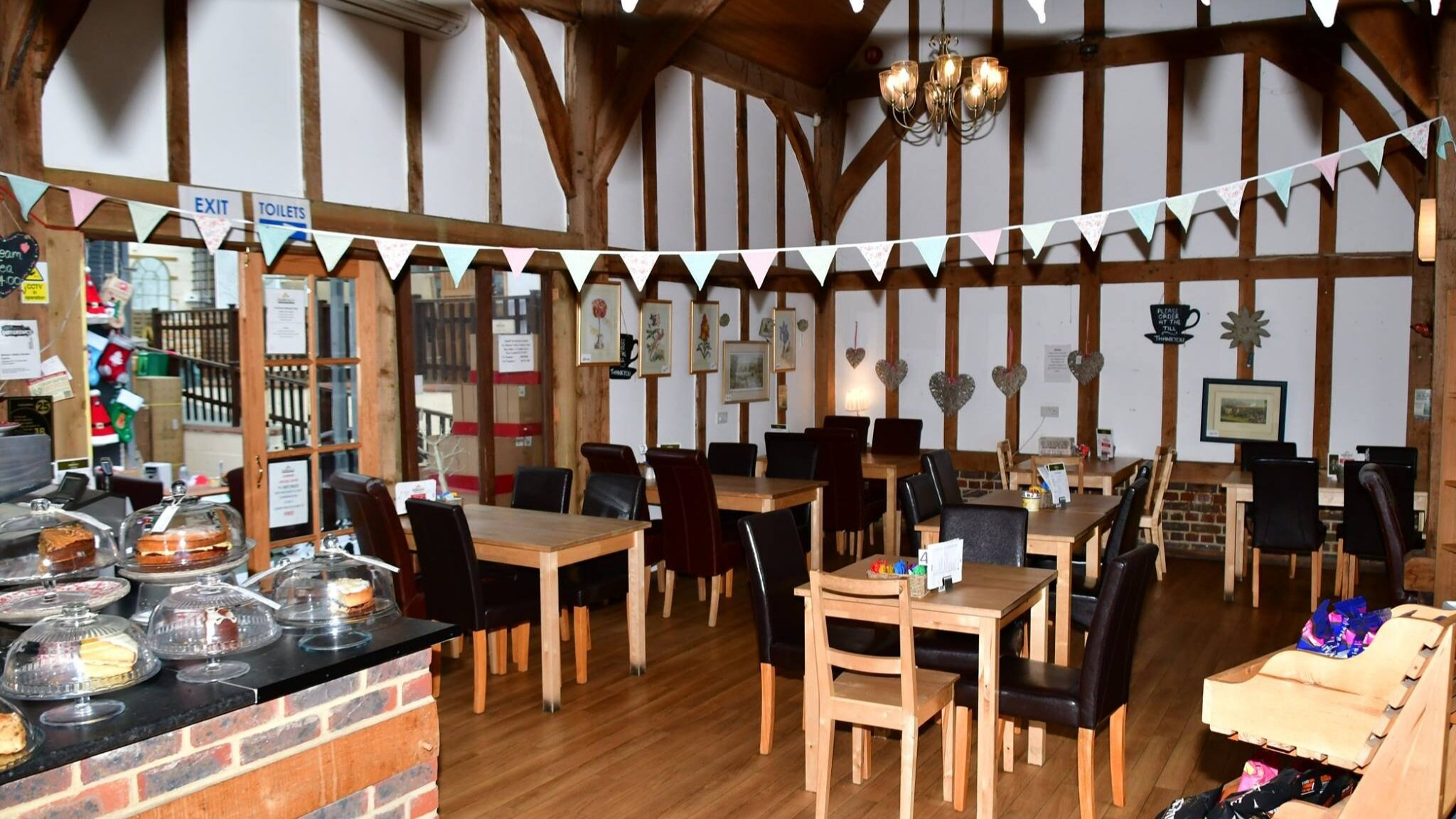 Tea Rooms -