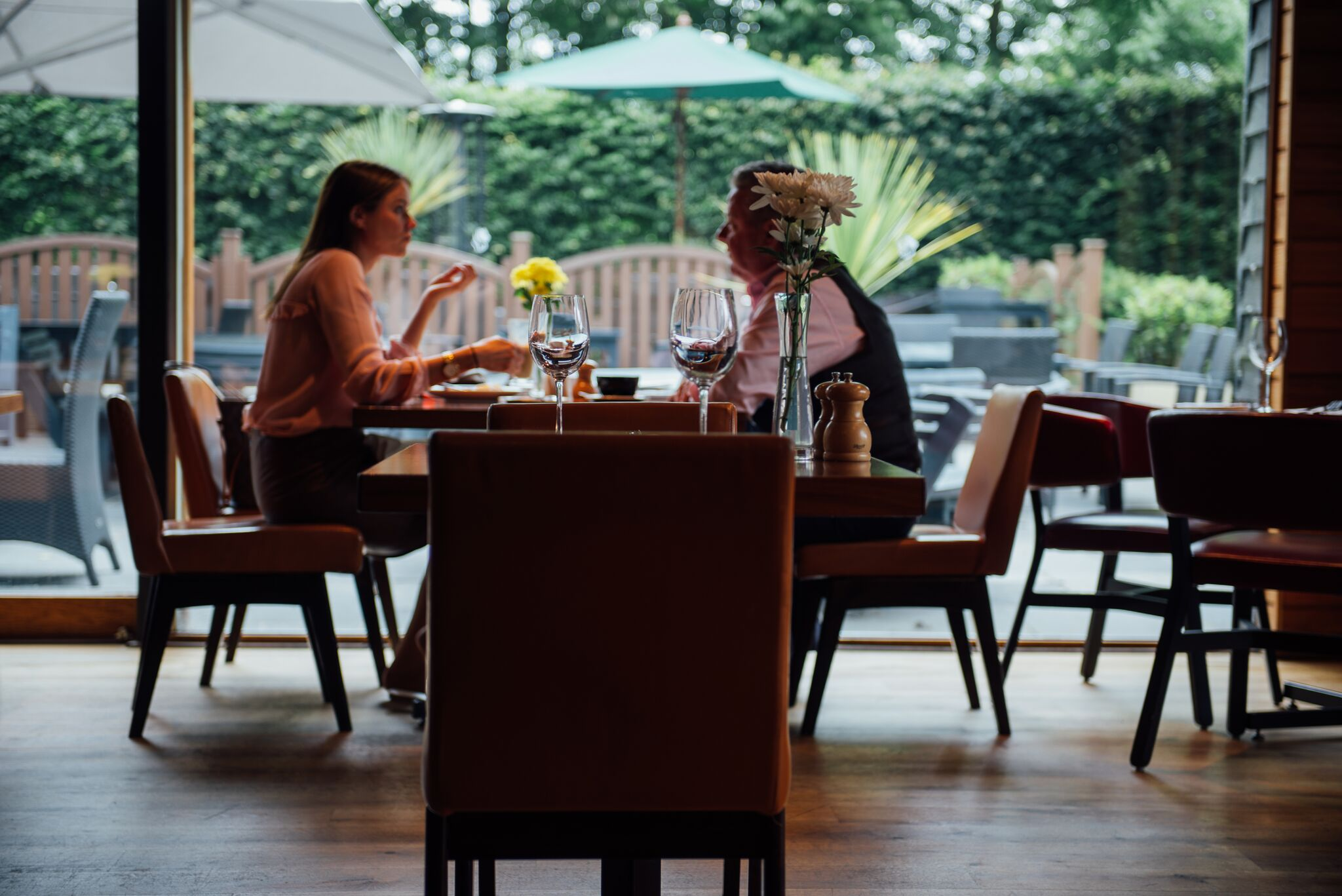 Red Lion Restaurant w: Customers.jpg