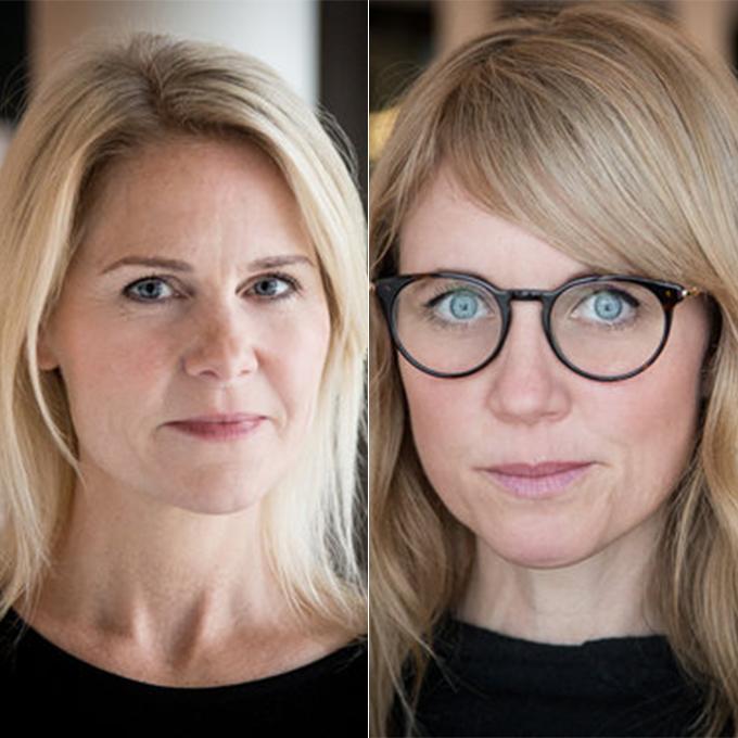 Josephine Appelqvist & Anna Sander