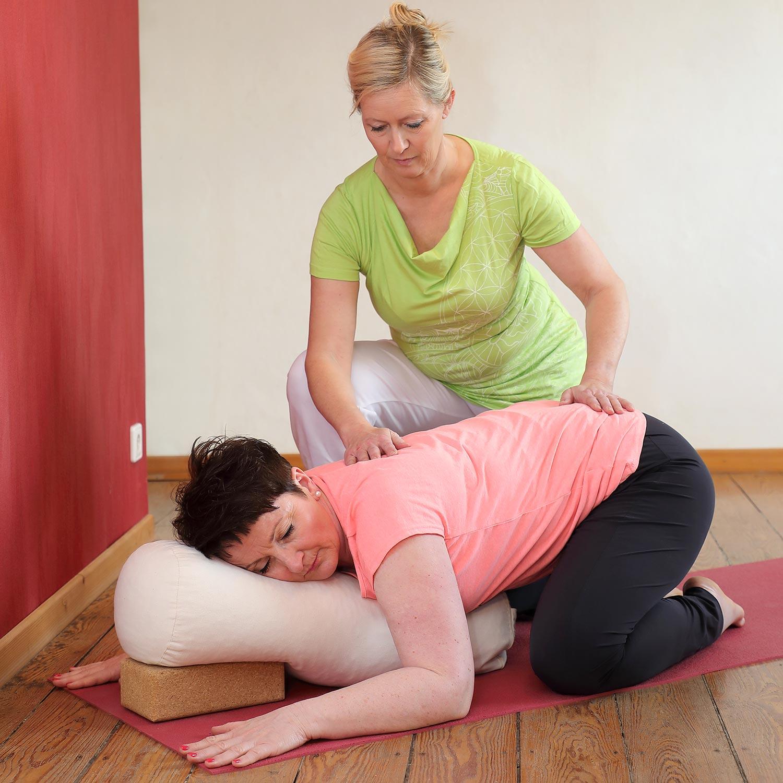 Die Körperpsychotherapie ist eine Zusammenführung von Körperarbeit und Psychotherapie. -