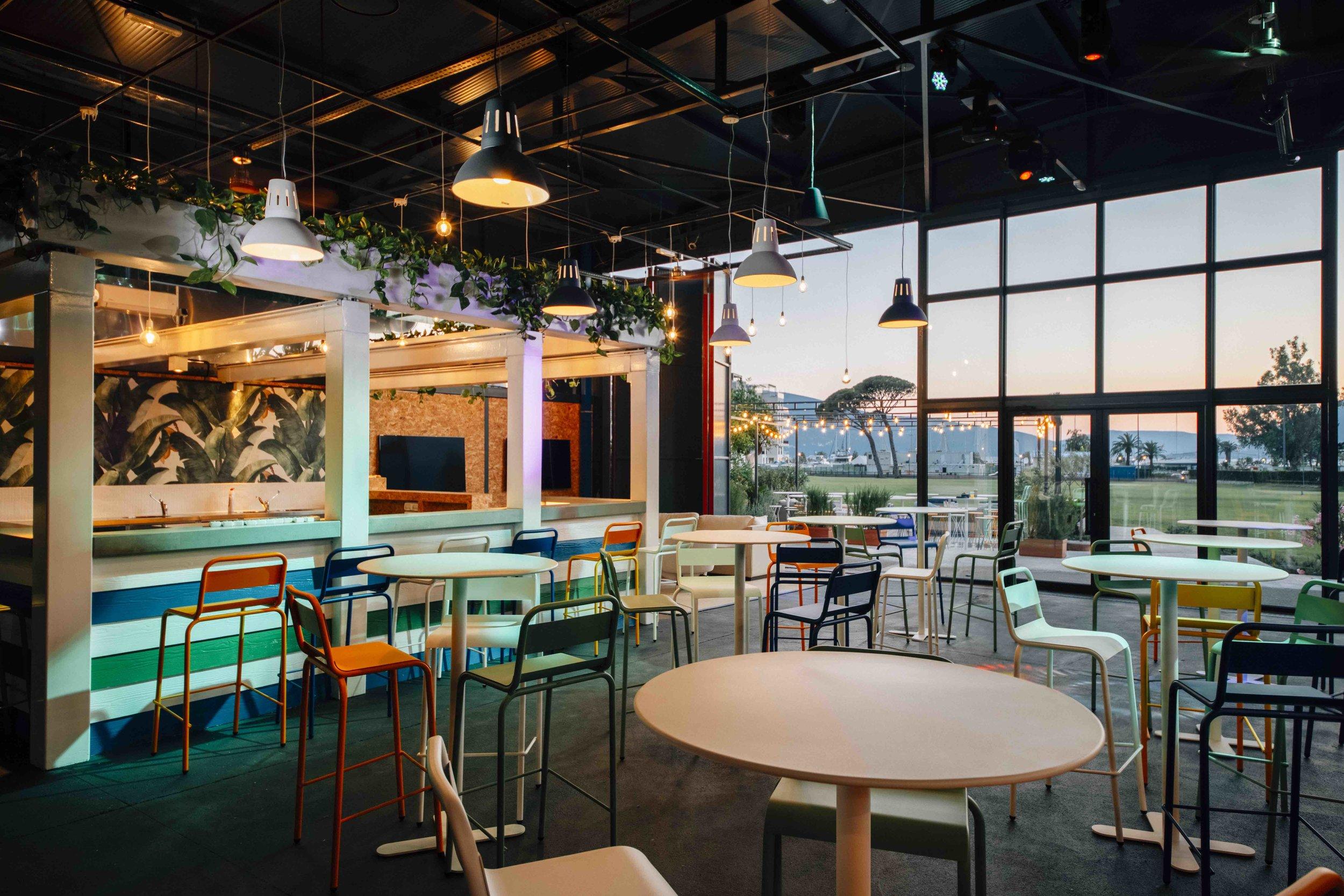 blueroom porto montenegro interior design