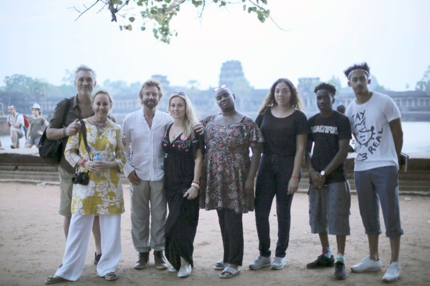 EIGHT GO RALLYING: THE ROAD TO SAIGON  Martin Kemp and Shirlie Kemp, Noel Edmonds & Liz Davies, Andi & Miquita Oliver, Tinchy Stryder & Jordan Stephens  Sunday 19th August 9pm BBC2  WATCH THE TRAILER: https://www.youtube.com/watch?v=8bBNGerIkUw
