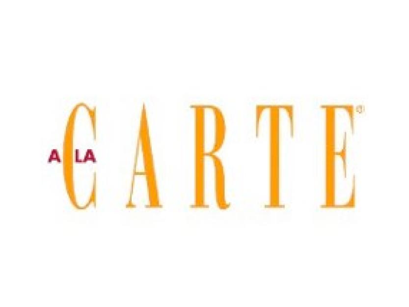 Veröffentlichung im Magazin A la Carte