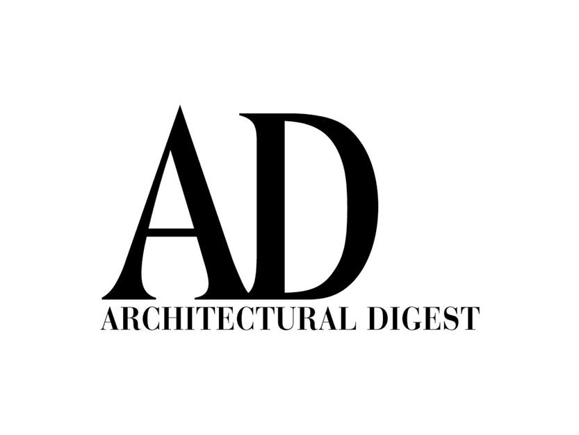 Veröffentlichung im Magazin Architectural Digest