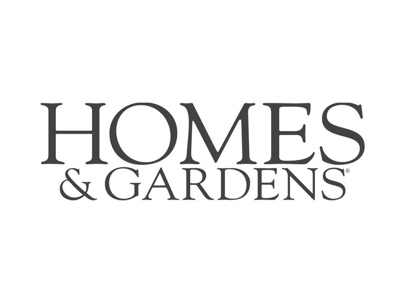 Veröffentlichung im Magazin Homes & Gardens