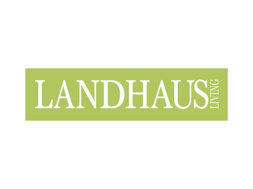Veröffentlichung im Magazin Landhaus Living