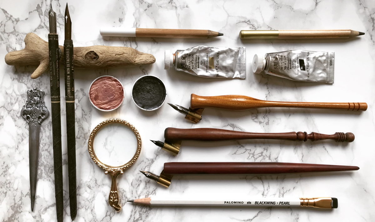 Tools of the Trade - These are some of my favorite tools I use everyday to create custom pieces just for you!