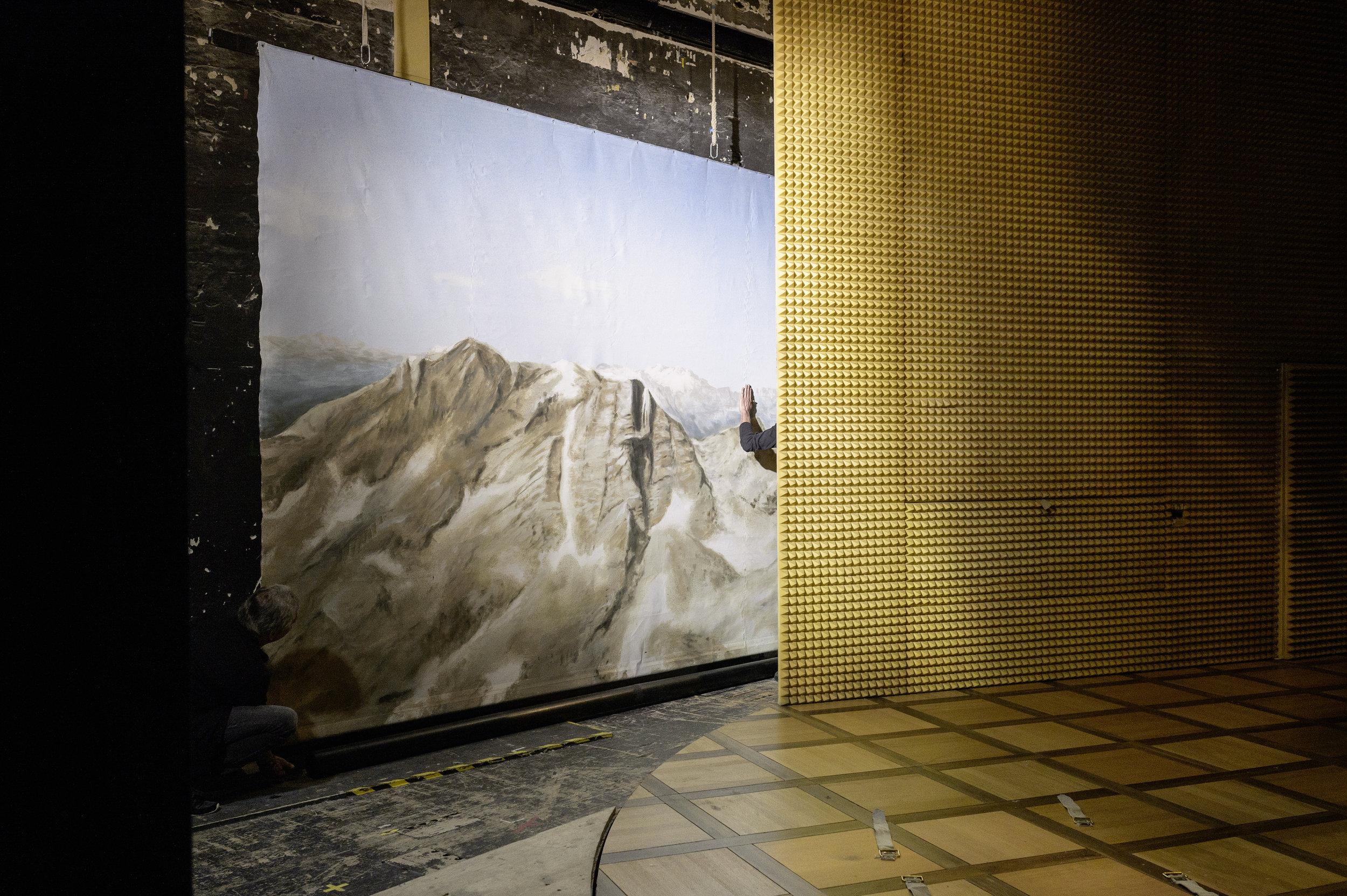Bühnenhandwerk am Theater in der Josefstadt, Wien