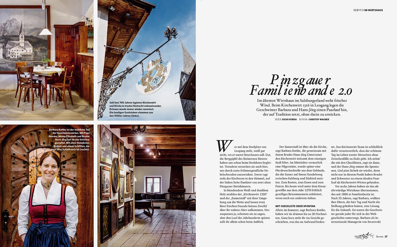 kulinarische Reportage Wirtshaus Kirchenwirt1326