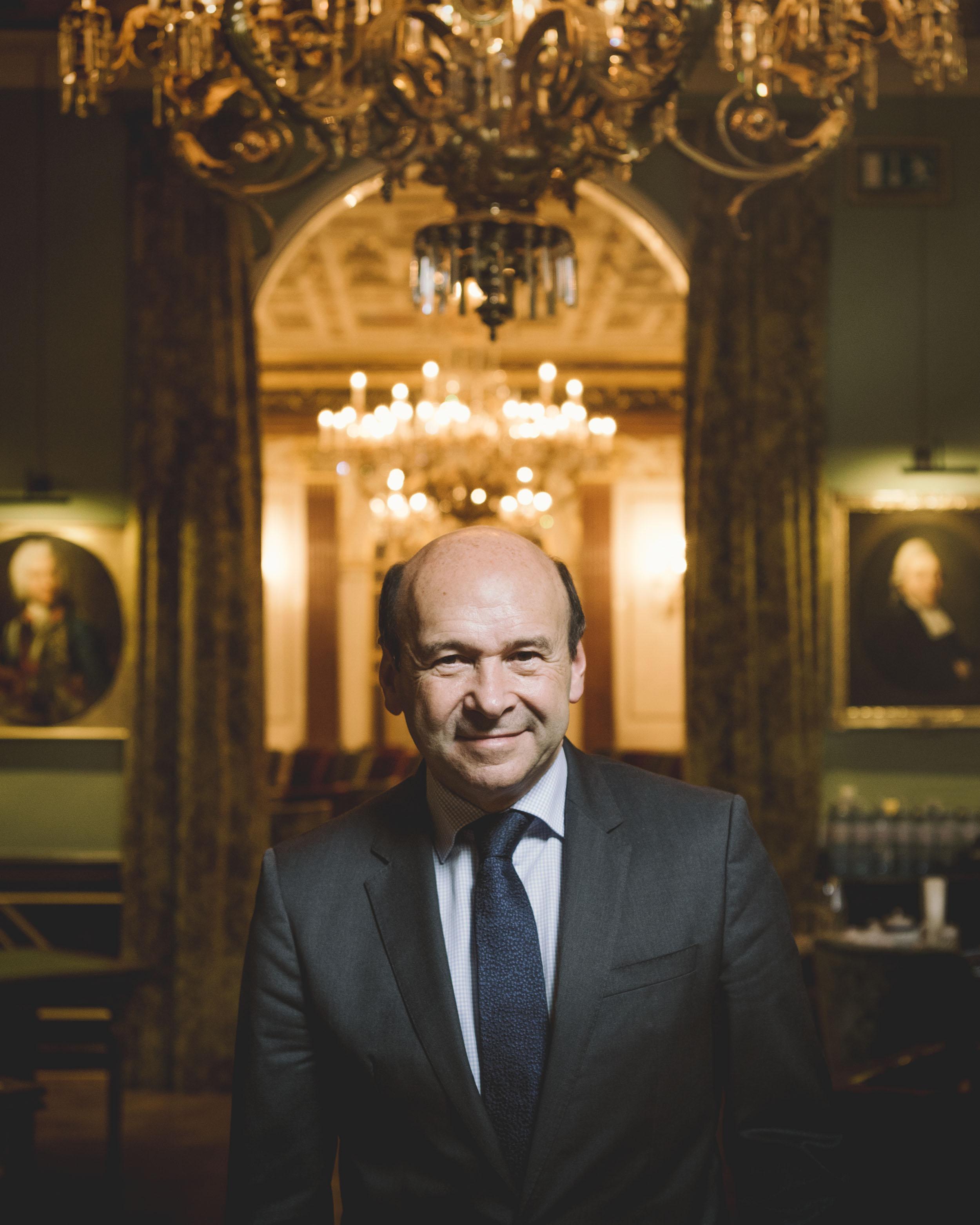 DOMINIQUE MEYER / Staatsoperndirektor Wien