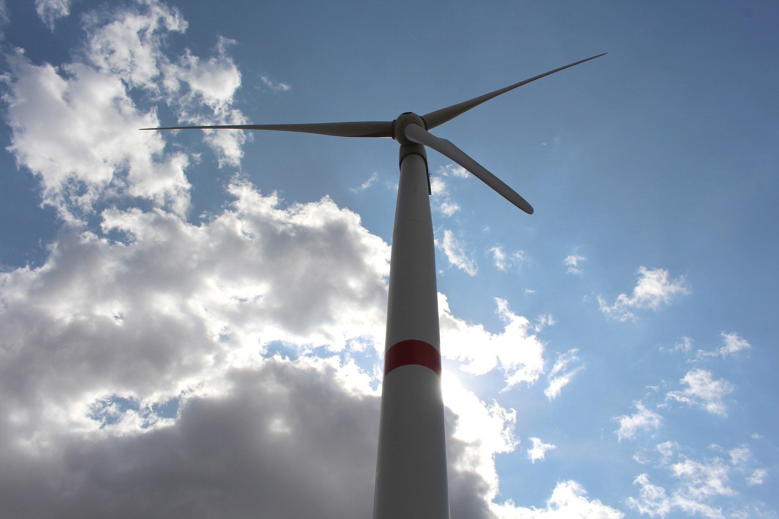 Kasachstan Windenergie