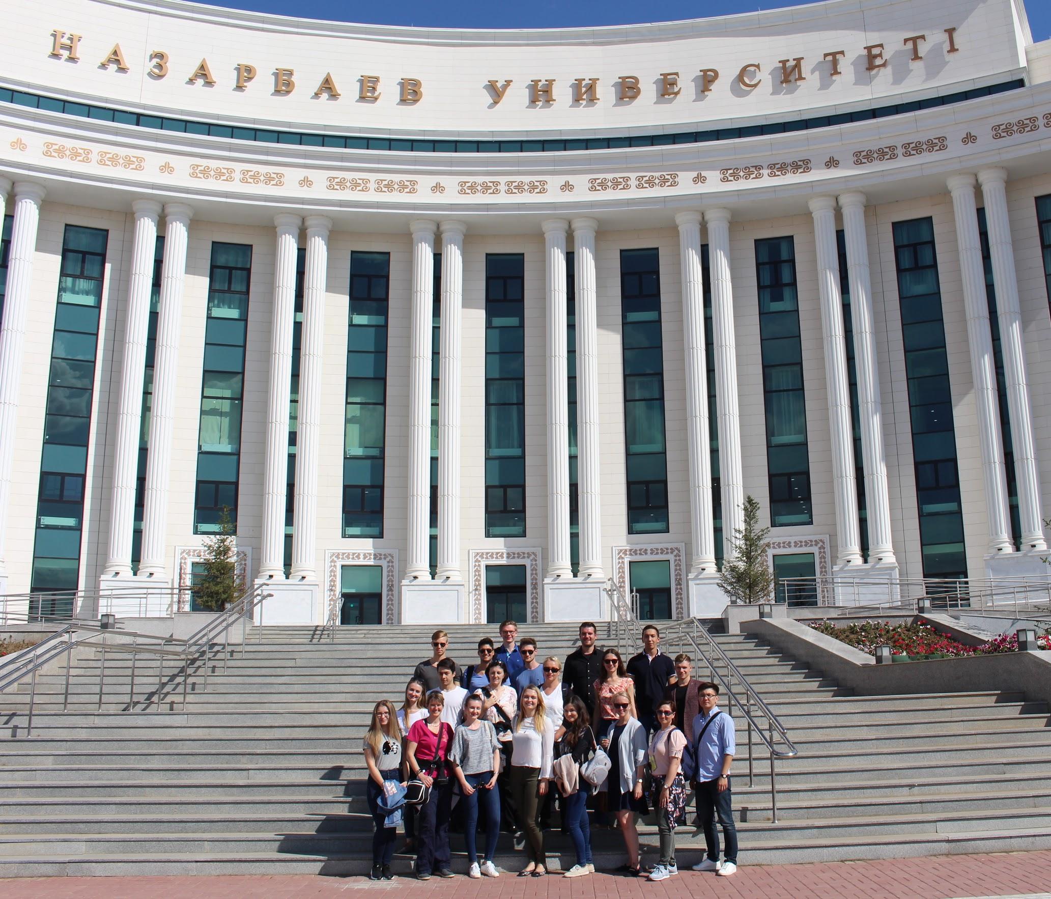 Nasarbajew Universität