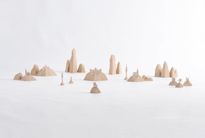 Wei Shuangbin Solo Exhibition - Germany Hannover landscape - 魏 双斌(ギ・ソウヒン) 個展 「 ハノーファー山水 」