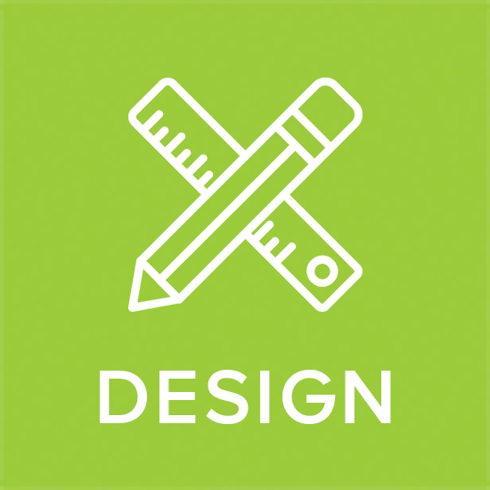 - Design puts people — both your employees and your customers — at the center of your innovation efforts. We team with our clients to tailor-make an approach for creating breakthrough ideas and distinctive solutions.
