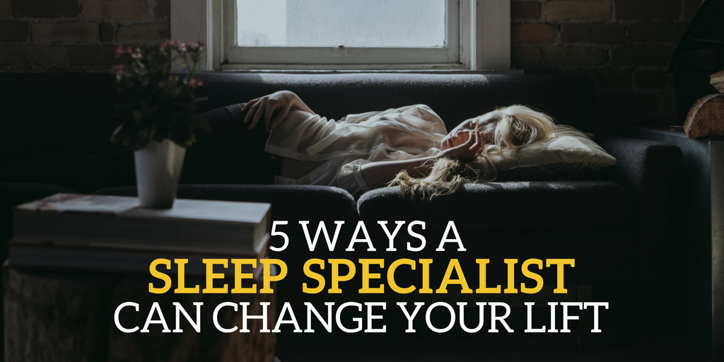 5 ways a sleep specialist can change your life, sleep specialist brandon, sleep doctor brandon, sleep center brandon