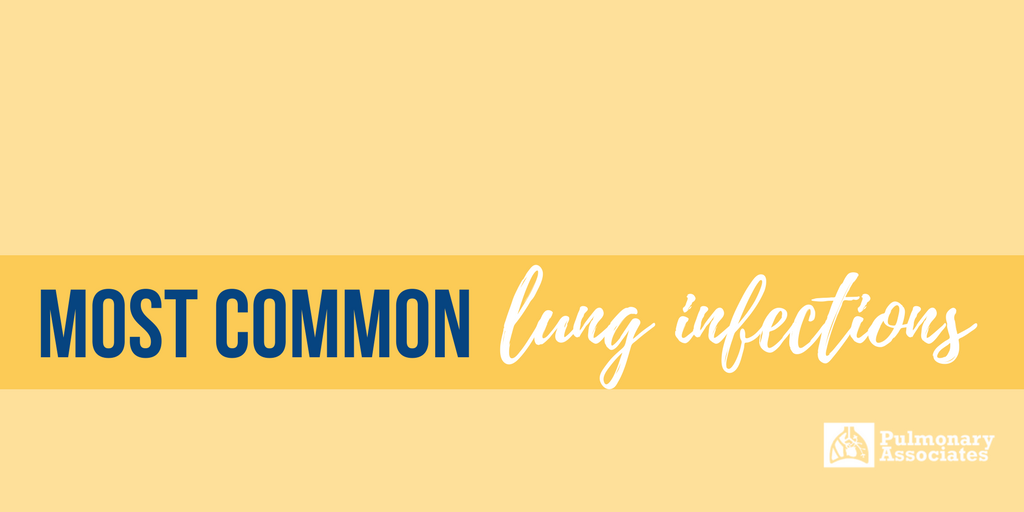 common lung infections treated at tampa pulmonary
