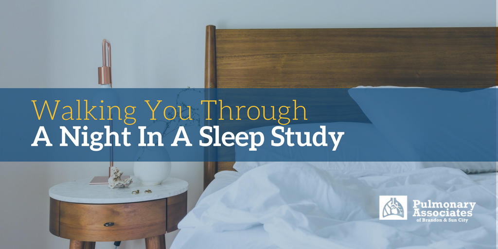 Walking You Through A Night In A Sleep Study, Sleep Study Center, Why participate in a sleep study