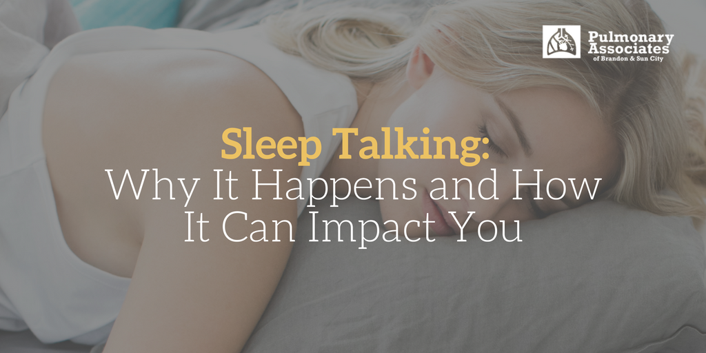 sleep talking, why do people talk in their sleep, what is somniloquy
