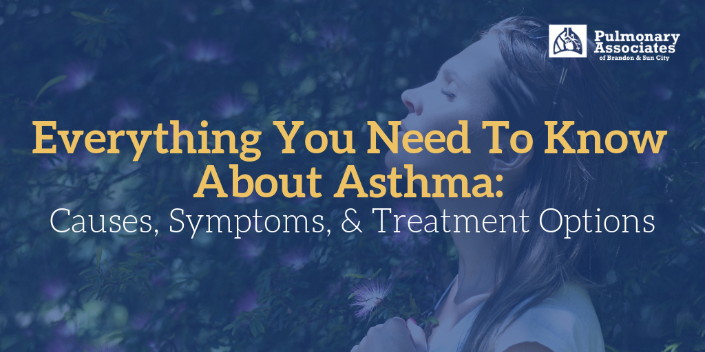 everything you need to know about asthma, asthma causes, asthma symptoms, asthma treatment options