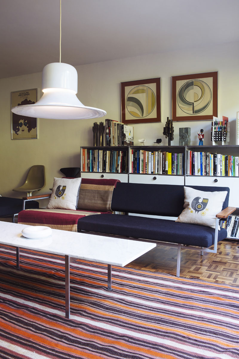 Mid Century house locations london