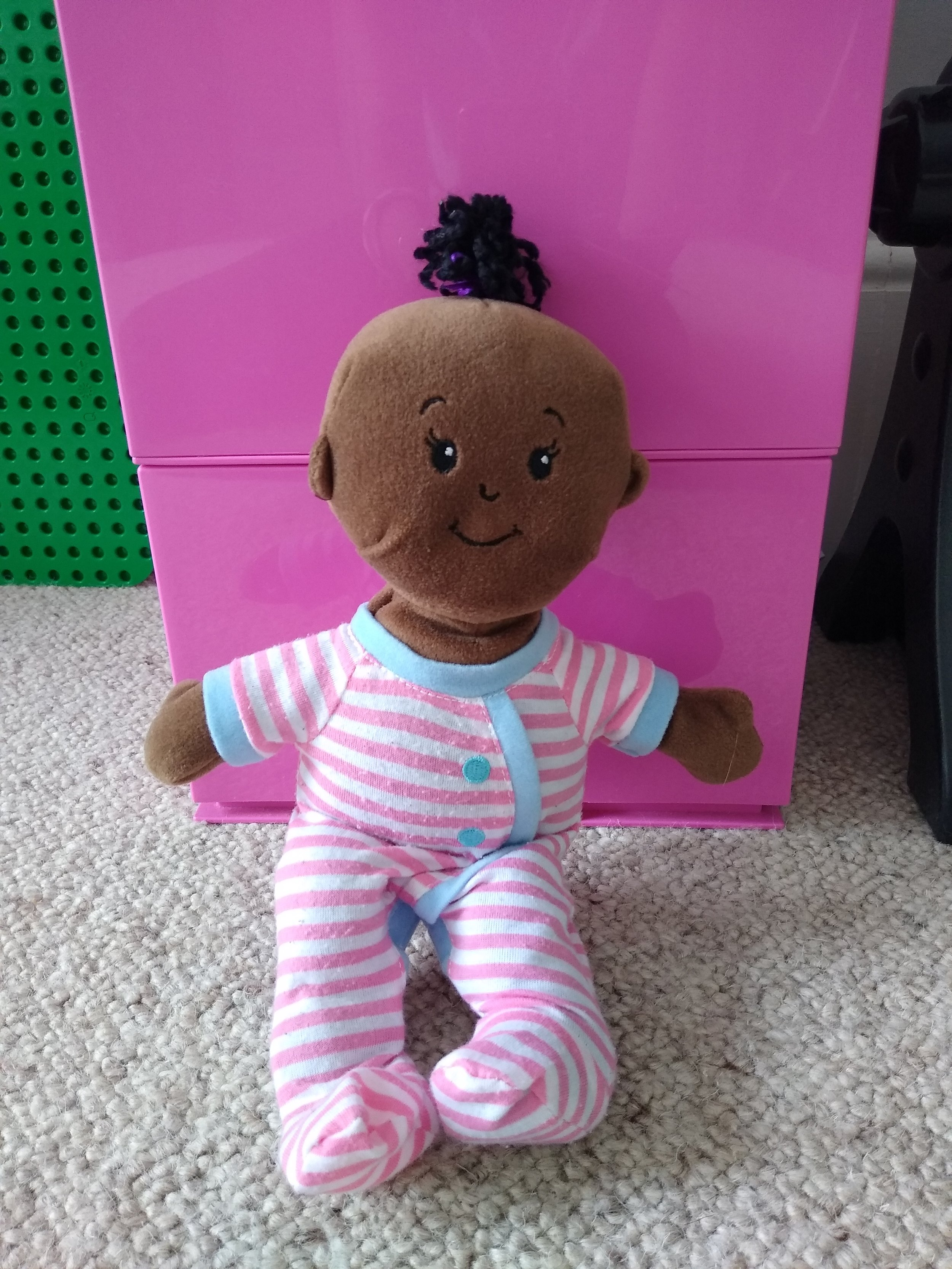The offending doll.