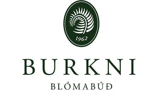 Blómabúðin Burkni - Blóm og gjafavara.NÁNAR