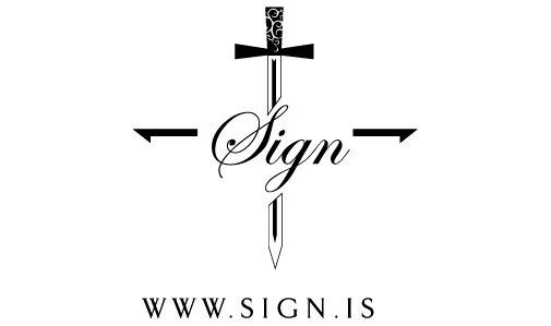 Sign - Gullsmíði og skartgripahönnun.NÁNAR.