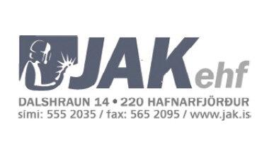 JAK - Verslun með rafsuðuvörurNÁNAR